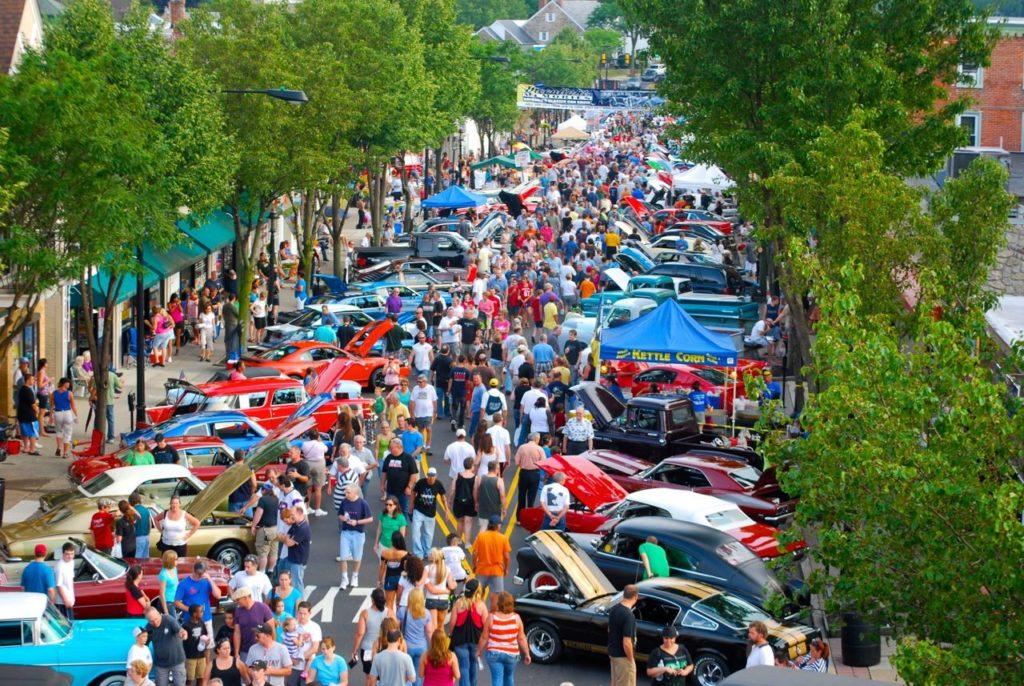 Hatboro Car Show
