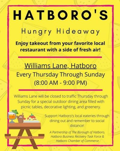 Hatboro Hungry Hideaway